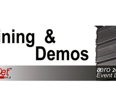 Seminario D.A.S. Audio Training & Demo 1