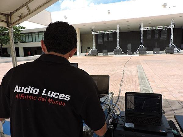 Seminario Das Audio & Trainig