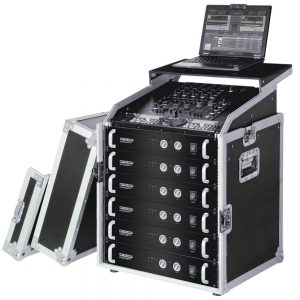 19RACK CASE 12RU TRAY