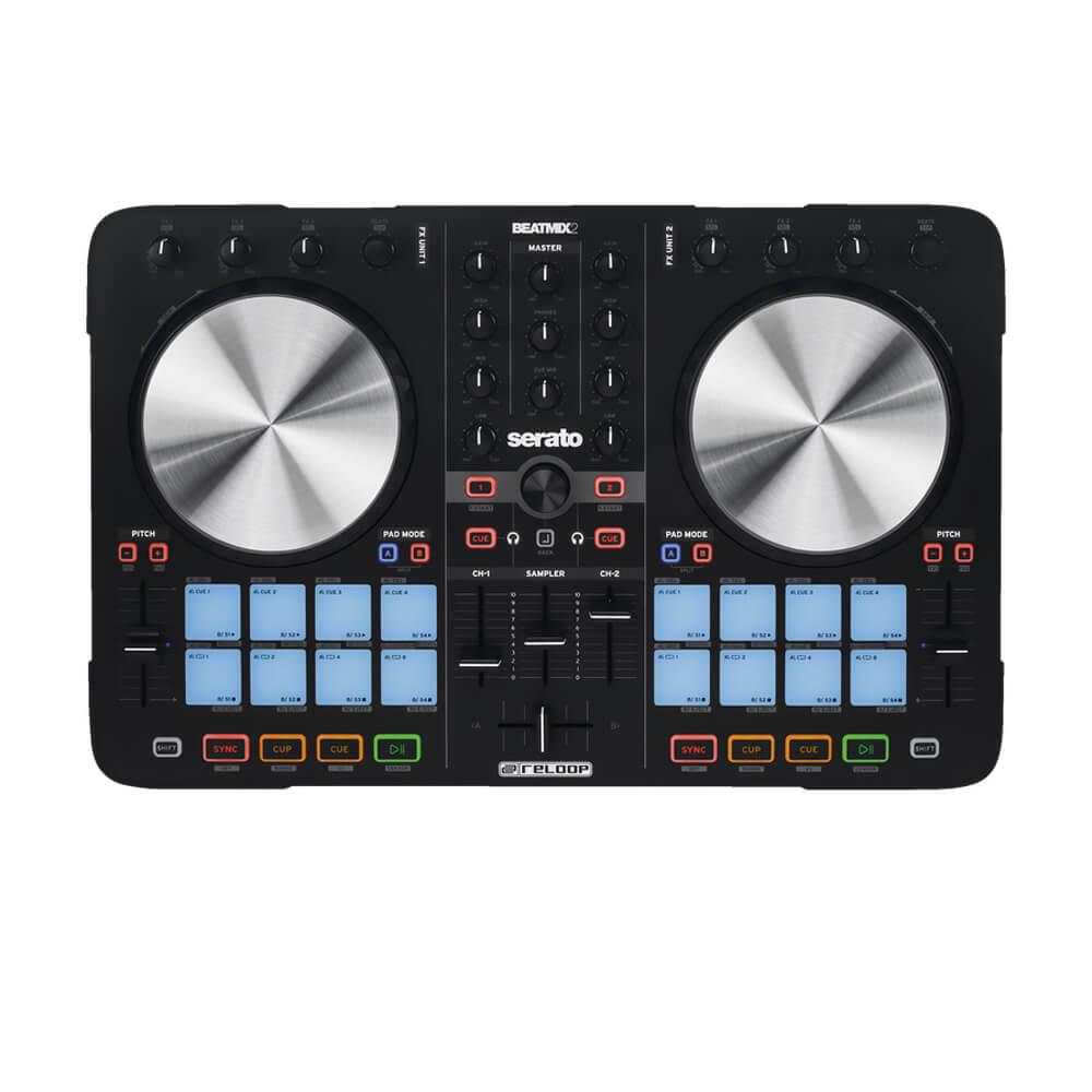 Controlador DJ Reloop Beatmix 2 Mk2