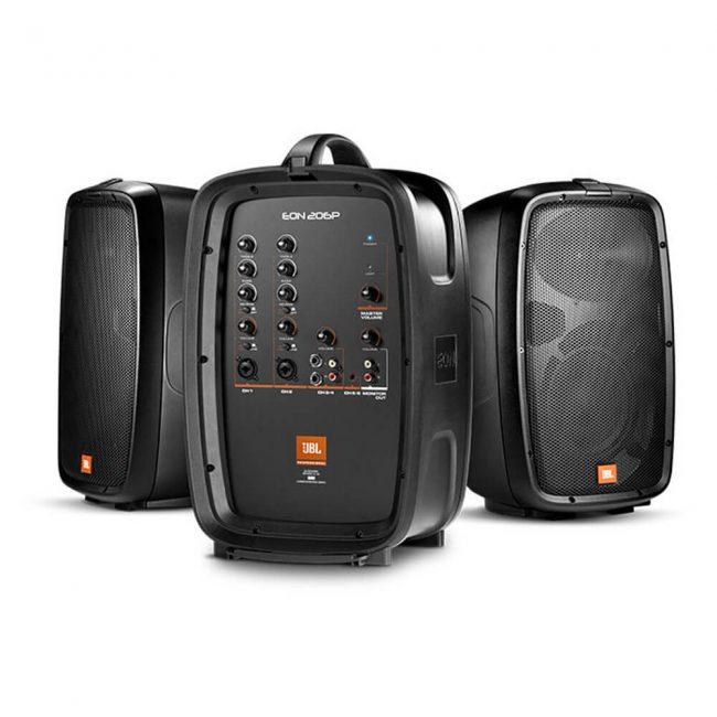 Sonido Portable JBL EON206P