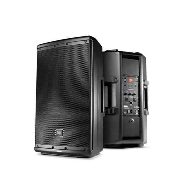 Cabina de sonido activa JBL EON612