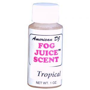 Líquido De Aroma Tropical Para Maquina De Humo