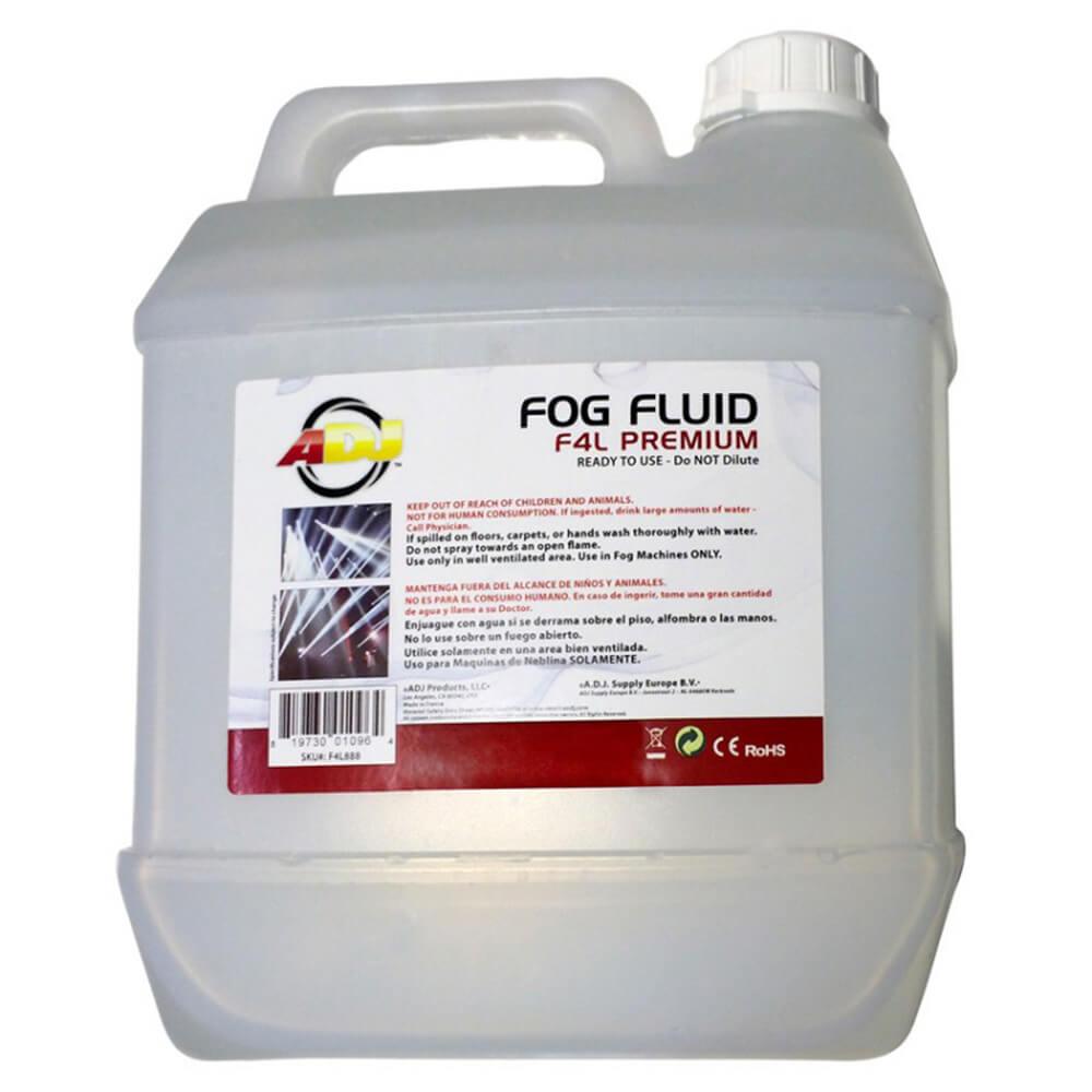 Líquido de humo ADJ F4L Premium 4 litros