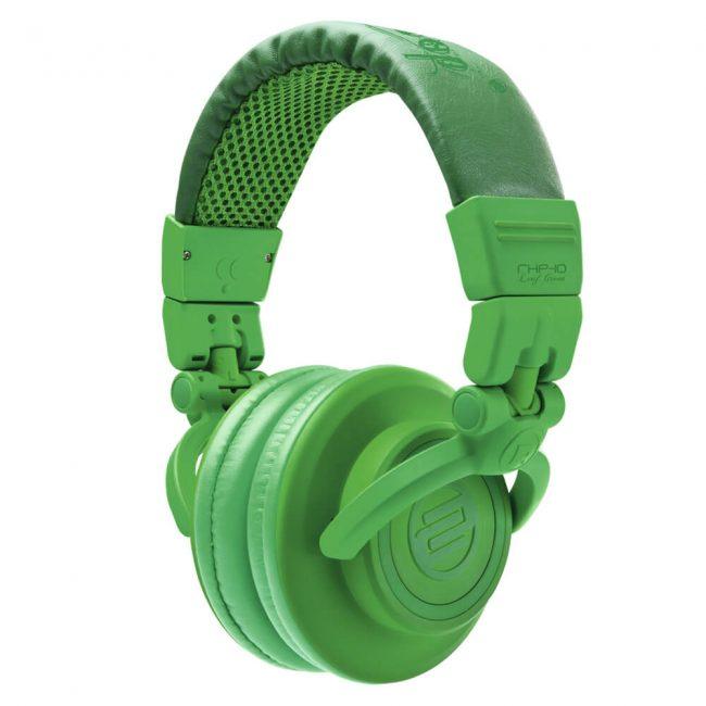 Audífonos para DJ Reloop RHP-10 Leafgreen