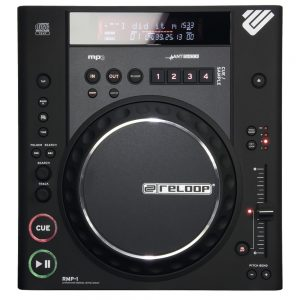 RMP-1 SCRATCH MK2 CD PLAYER RELOOP