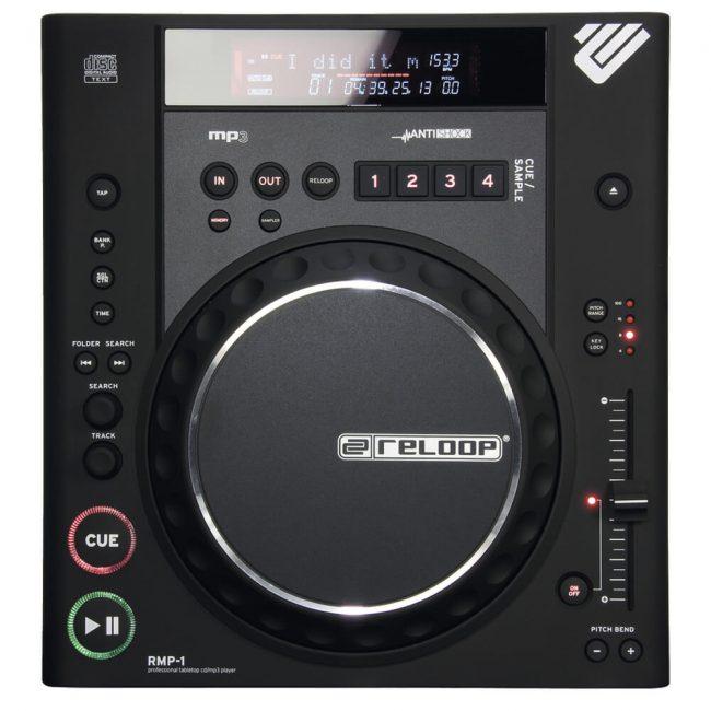 RMP-1 SCRATCH MK2 CD PLAYER RELOOP