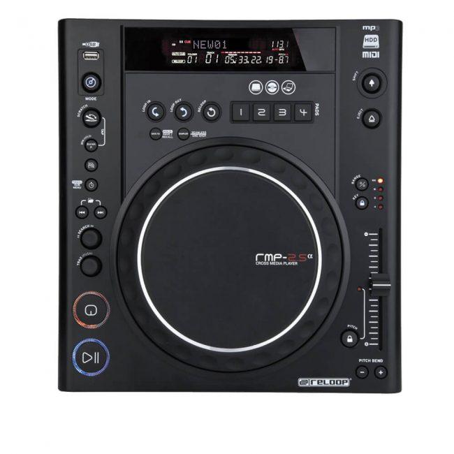 RMP-2.5 ALPHA CD PLAYER RELOOP