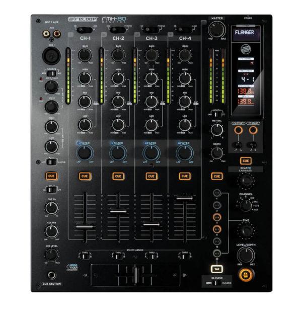 RMX-80 DIGITAL MIXER 8CH RELOOP