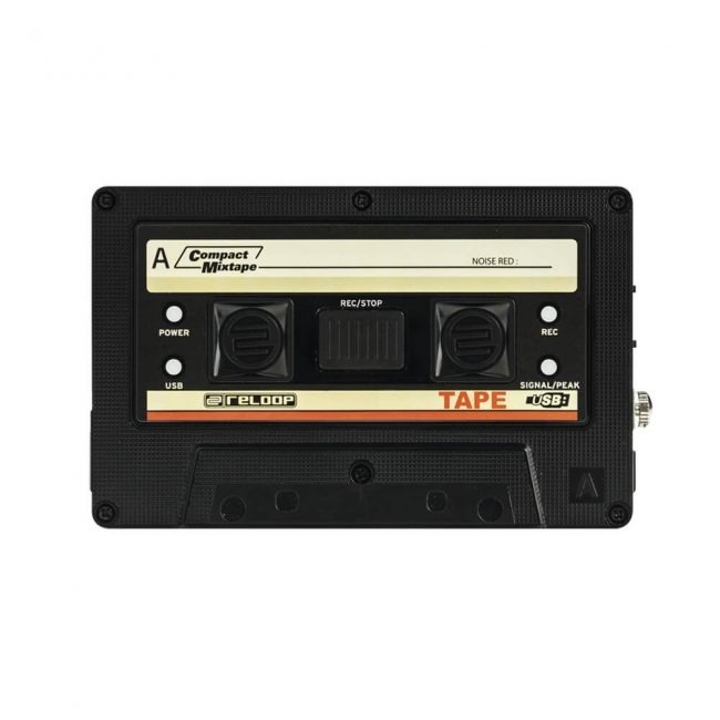 Interface USB Reloop Tape