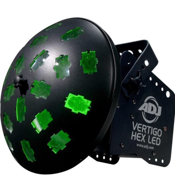 Vertigo Hex LED 0