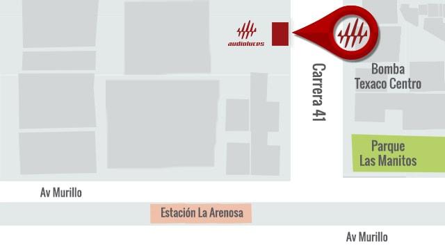 Audioluces Barranquilla