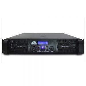 Amplificador de sonido Gx2000