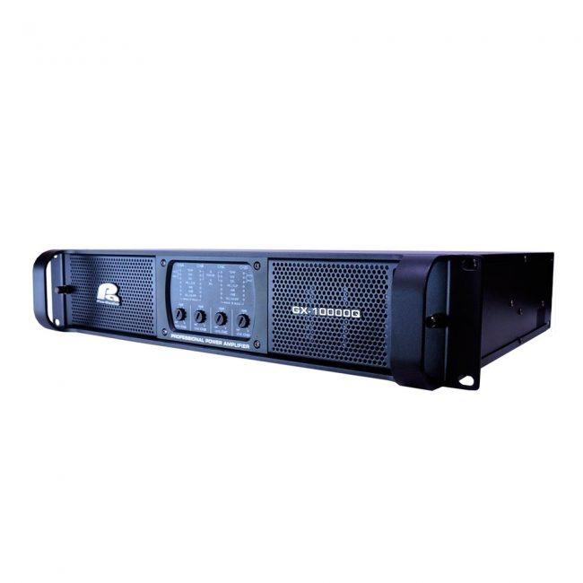 Amplificador Pa Pro Audio Gx 10000Q 8800W