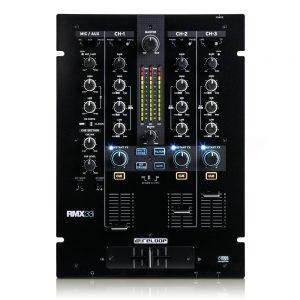 Mixer reloop rmx 33i