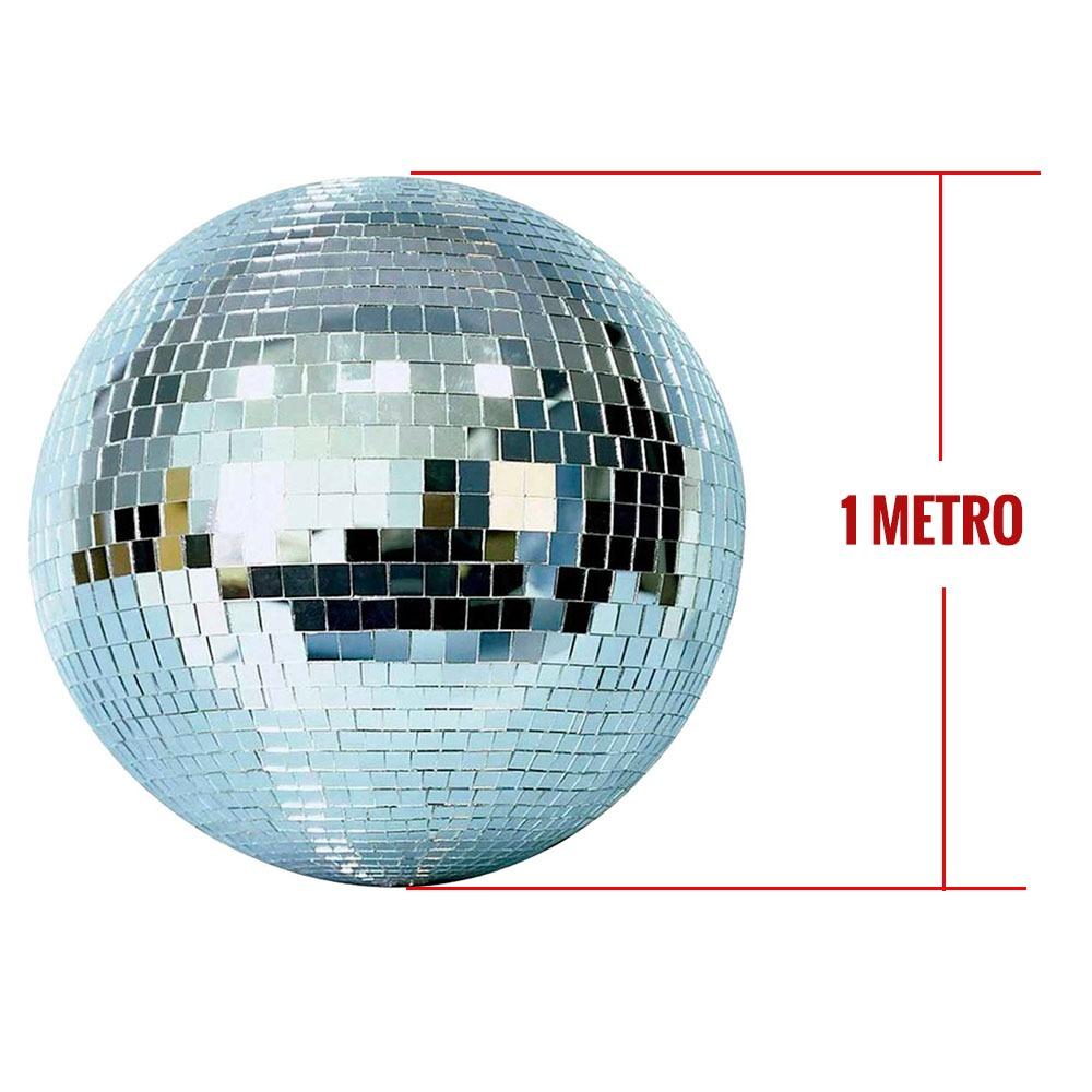 Bola de Espejos o Mirror Ball ADJ M-4040 1 Metro | Audio Luces