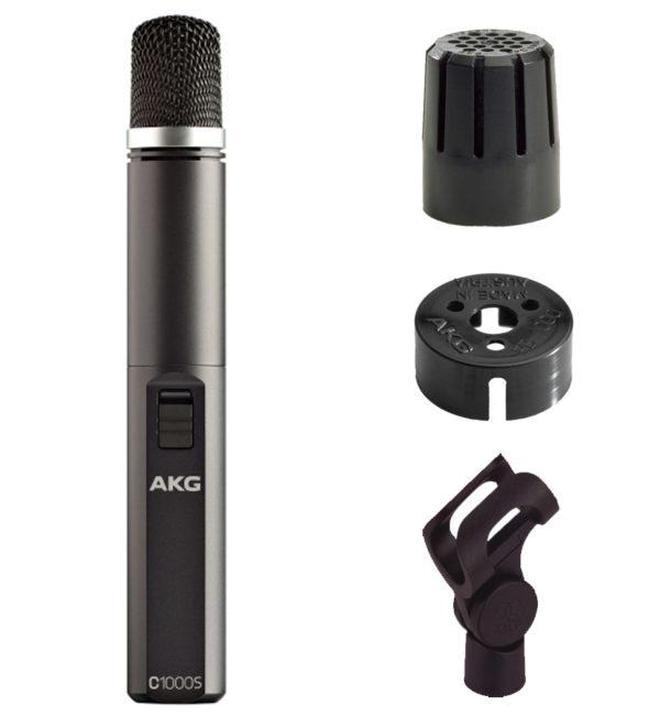 MIcrofono AKG c1000s
