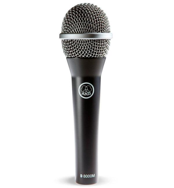 Micrófono AKG d8000m