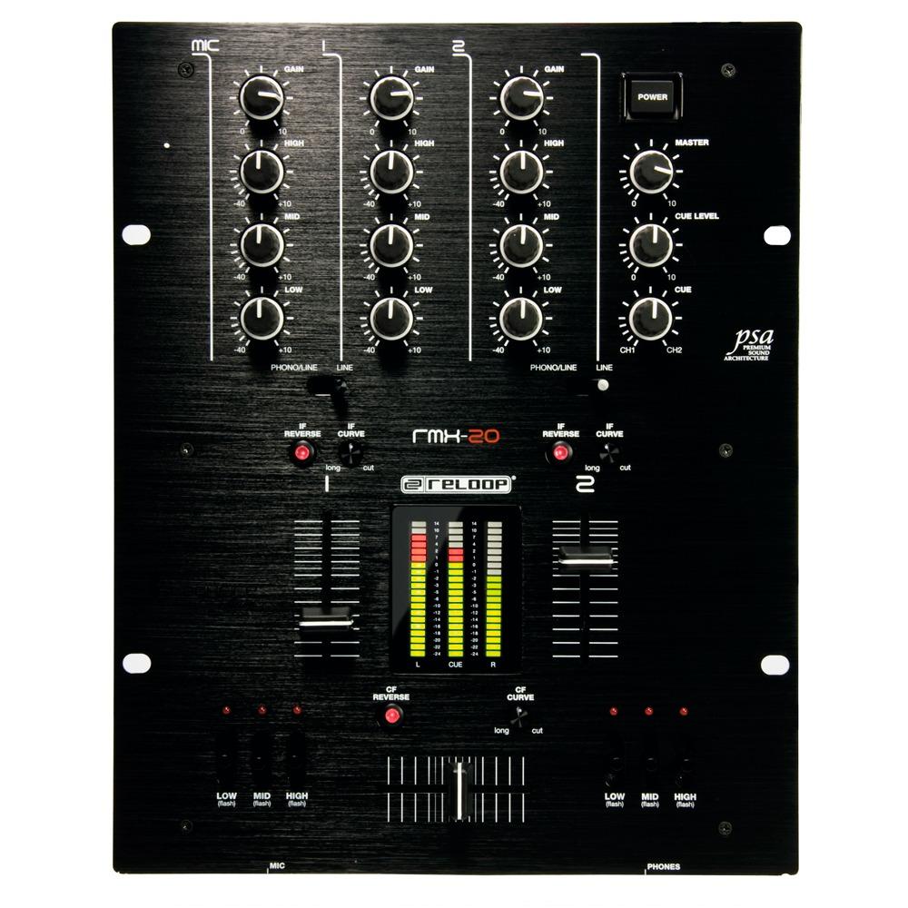 Mixer Reloop RMX20