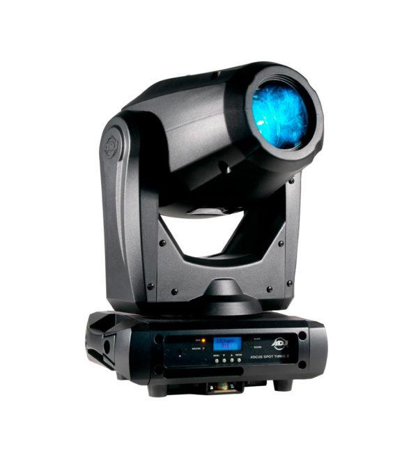 Cabeza Movíl LED ADJ Focus Spot THREE Z 1x100w