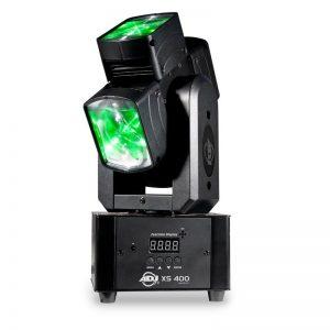 Cabeza Movíl LED ADJ XS 400 4x10w rgbw