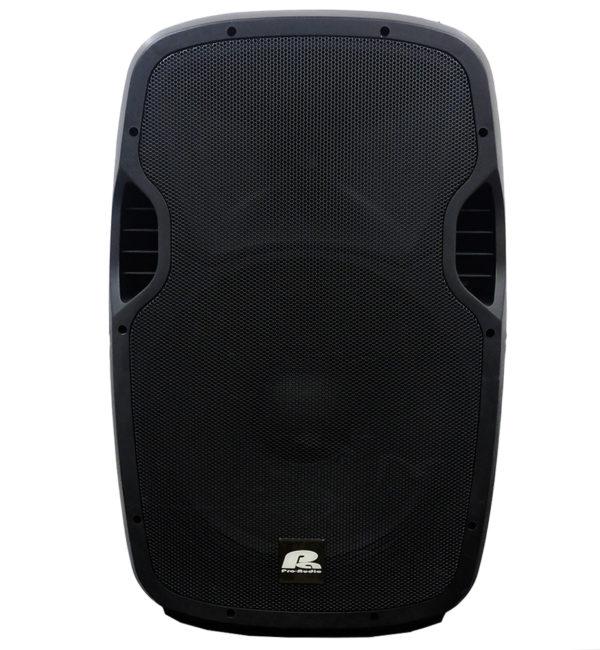 Cabina Activa Pa Pro Audio ECO-15A