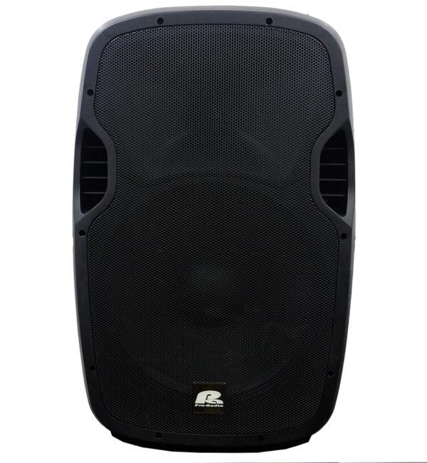 Cabina pasiva Pa Pro Audio ECO15 1x15 350w