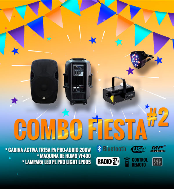 Combo Fiesta 2