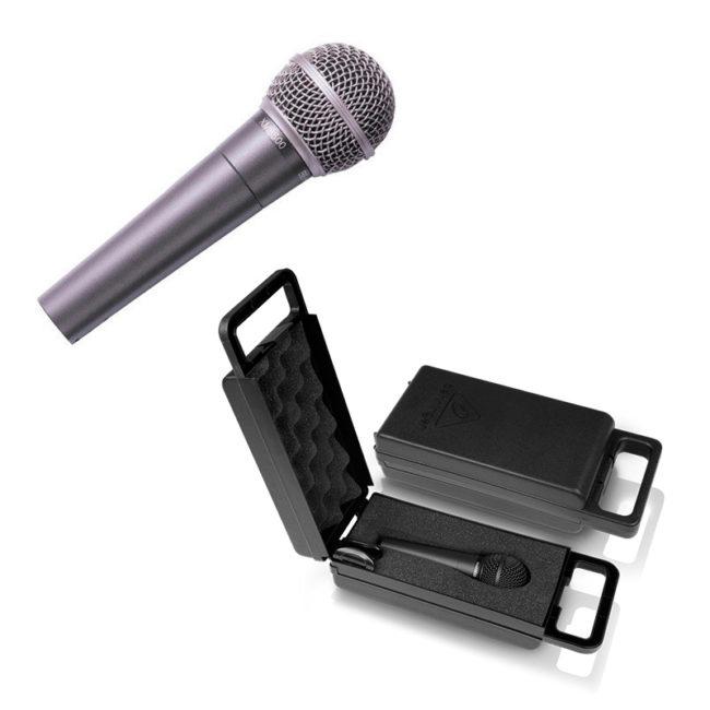 Micrófono Behringer Ultravoice XM8500
