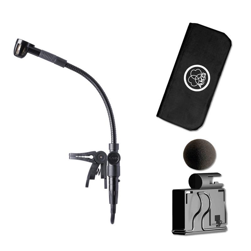 Micrófono para instrumentos AKG C519M