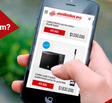 Cómo comprar Audioluces
