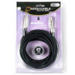 Cable XLR Accu-Cable XL-25 7.5Mts