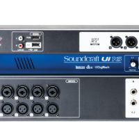 Consola digital Soundcraft Ui16 16Ch Wifi