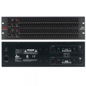 Ecualizador DBX 2231 31 Band ST