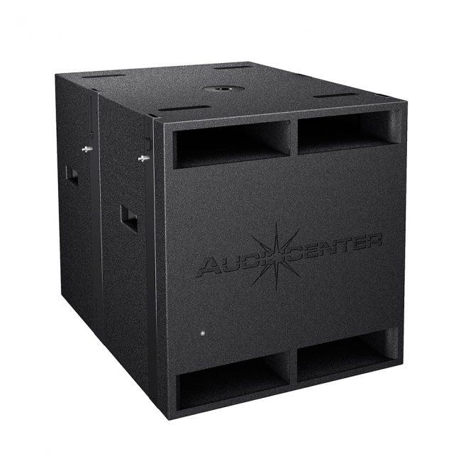 Bajo Activo Audiocenter K-LA118-DSP 18