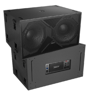 Bajo Activo Audiocenter K-LA218-DSP 18 2800W