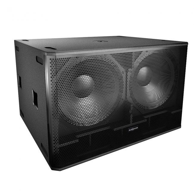 Bajo de sonido Pasivo Audiocenter