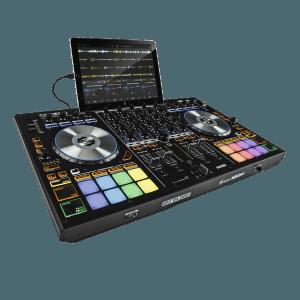 Controlador DJ Mixon 4 Reloop 4Ch Colombia