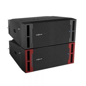 Line Array Activo Audiocenter K-LA210-DSP 2000w