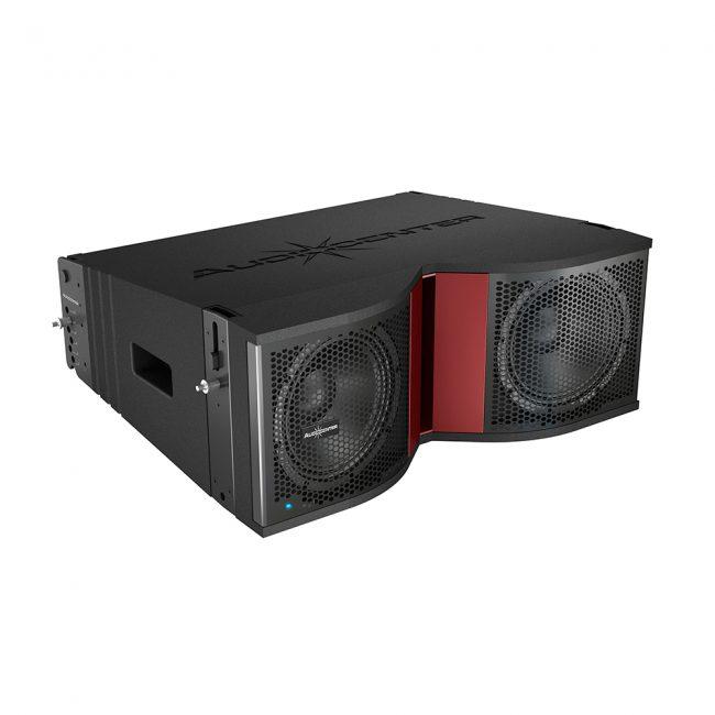 Line Array Activo Audiocenter K-LA28-DSP 1600w