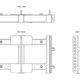 Soporte de Apilado y Colgado JBL VTX-V20-AF
