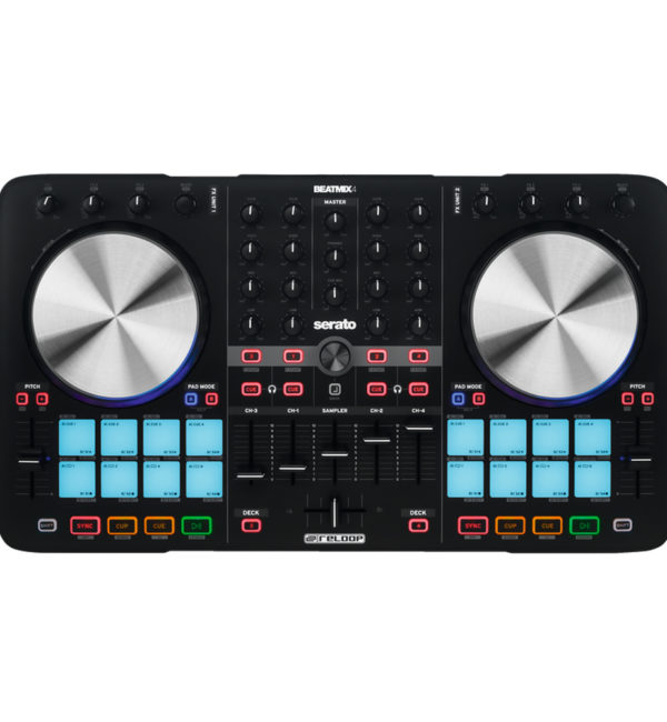 Reloop Beatmix 4 mk2 Colombia