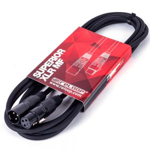 Cable XLR MF 1.5 Mts Reloop Superior