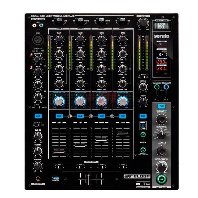 Mixer profesional Reloop RMX-90 DVS