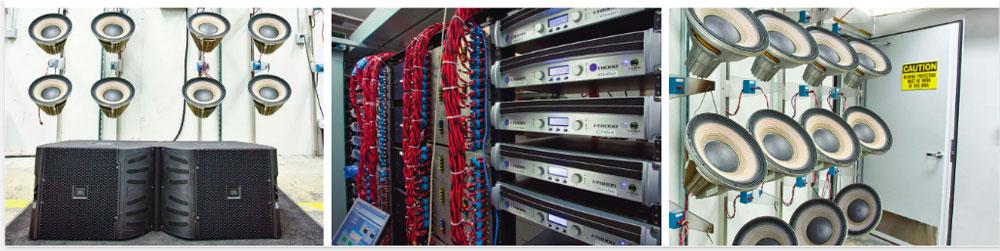 Laboratorios de JBL Pro