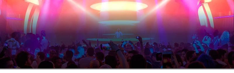 Luces para Discoteca Colombia