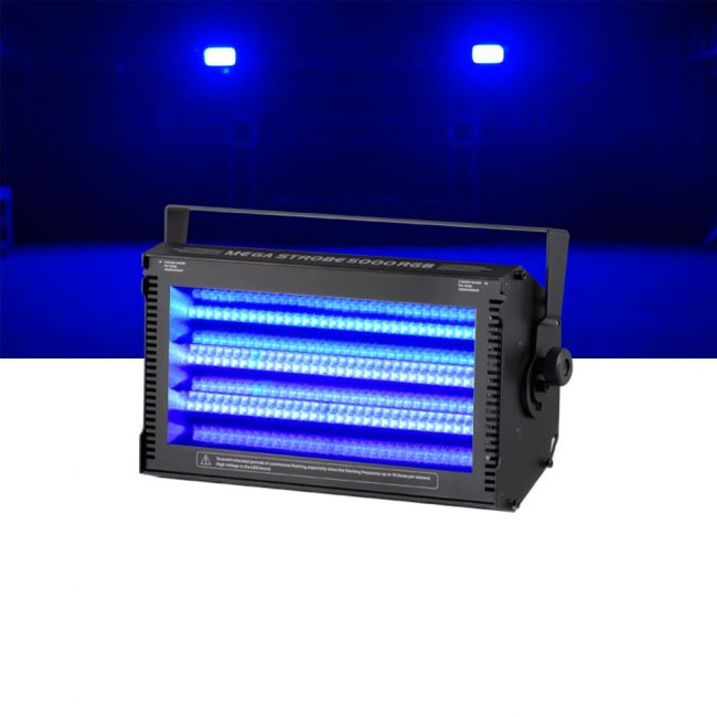 Mega Strober Acme LED-ST5000 RGB 297x3w