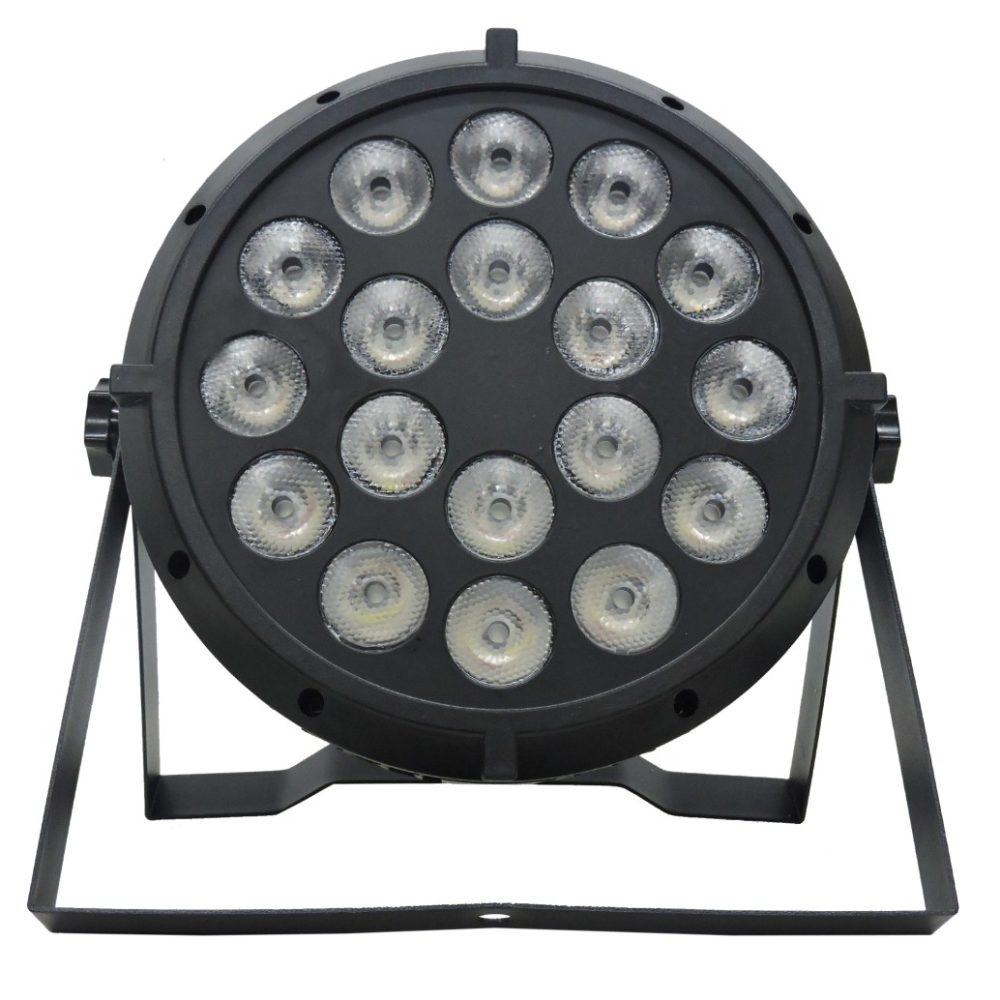 par led lpc005 pl pro light 18x12w rgbwa audio luces. Black Bedroom Furniture Sets. Home Design Ideas