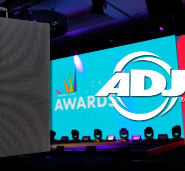 Pantalla LED ADJ AV3
