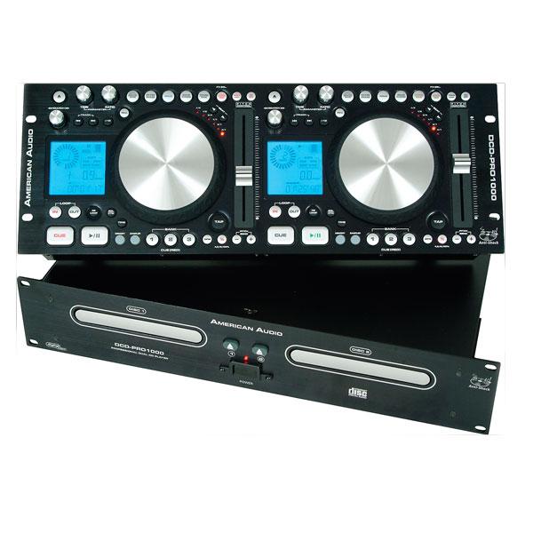 American Audio DCD-Pro 1000